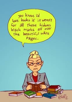 Aryan librarian