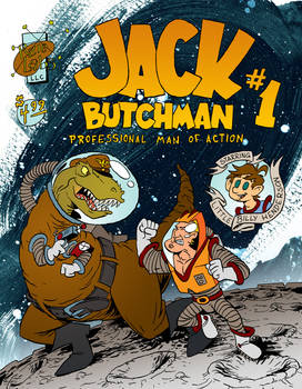 Butchman Cover