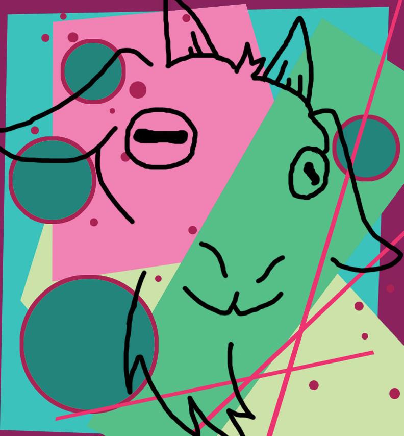 goat by Bob-Rz