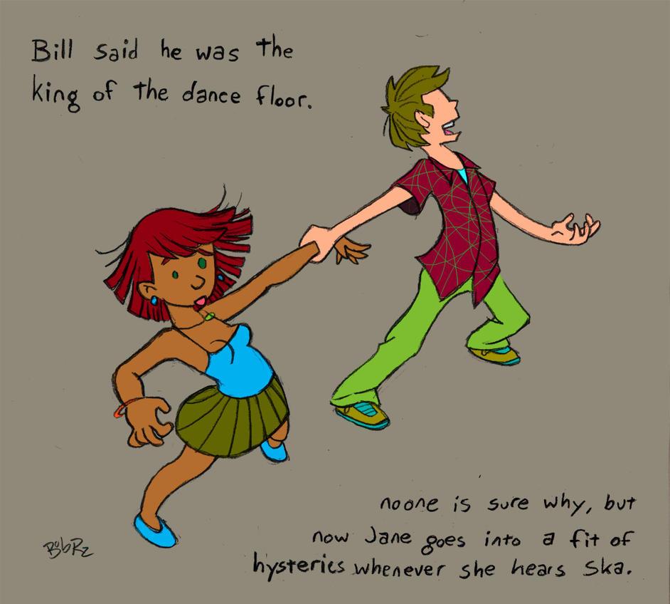 dancing by Bob-Rz