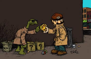 shrooms addict by Bob-Rz