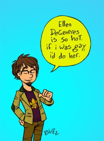 Ellen by Bob-Rz
