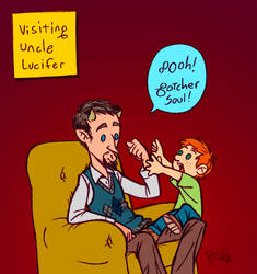 uncle Lucifer by Bob-Rz
