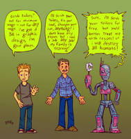 the labor crisis by Bob-Rz
