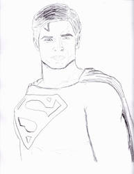Smallville Superman by theseventhrace