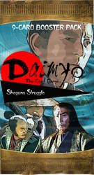 Daimyo tcg Booster 1 by theseventhrace
