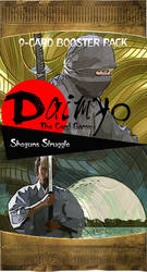 Daimyo tcg booster 2 by theseventhrace