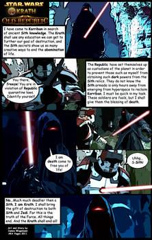 Krath Fan Comic page 2