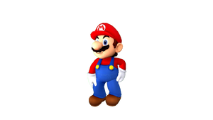 SSBPOS Render - Mario!