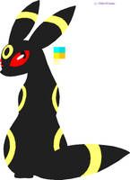 Umbreon Base 2 by Child-Of-Hades