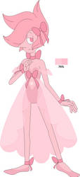 Pink Pearl by Child-Of-Hades