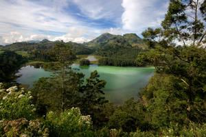 Danau Tiga Warna by esthetic-of-sight