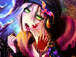 BLOODSUCKA+ VY2 YUMA HAPPY HALLOWEEN!