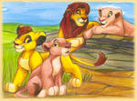 simba's familie