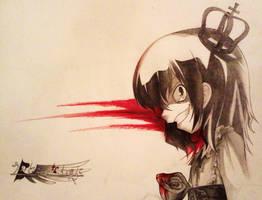 Maria Ushiromiya by CAVIII