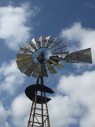Windmill by Ravenb2