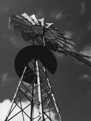 Windmill II by Ravenb2