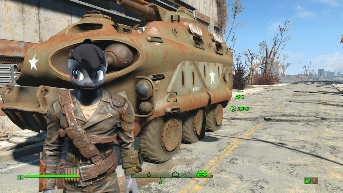 Fallout 4  Welcome to the Wasteland by RobertWTF