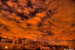 Night sky in the city 1 by andreareno