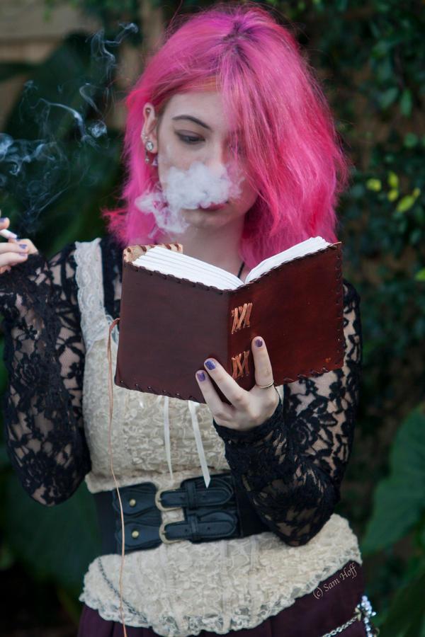 Smoke and Magic by Sammyzilla