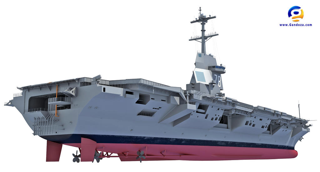 uss gerald r ford aircraft carrier cvn 78 by gandoza on deviantart. Cars Review. Best American Auto & Cars Review