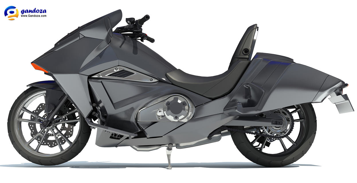 2015 HONDA NM4 MOTORCYCLE by Gandoza
