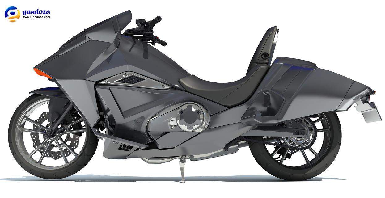 2015 HONDA NM4 MOTORCYCLE by Gandoza