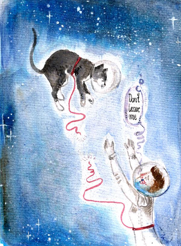 astronauts by nataszek