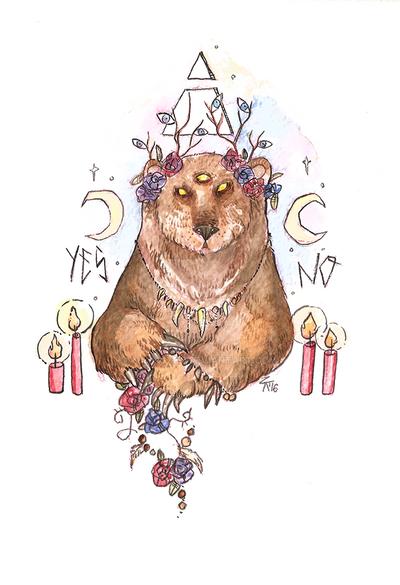 mama bear by nataszek