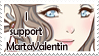 I support MartaValentin by Amaipetisu