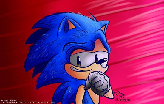 Sonic Mania Adventure redraw