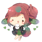 Cup of tea? {Chib commission}
