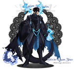 [PK] Mega Charizard X - Shixin-Quan