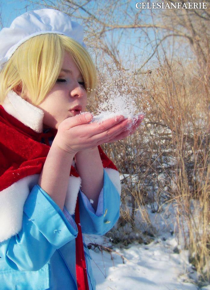 [APH] - Winter Wish. by CelesianFaerie