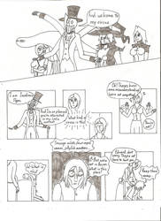 Grand Circus: Audition 5 by King-of-Diamonds