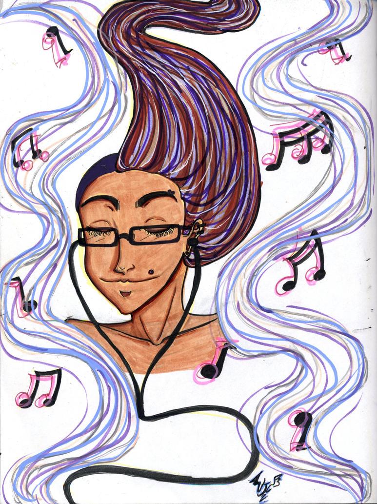 Music is Wonderful by Vtori73