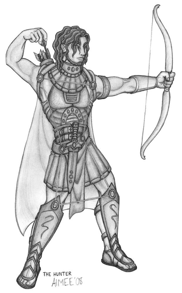 Commission: Orion the Hunter by trinitydragon on DeviantArt  Commission: Ori...
