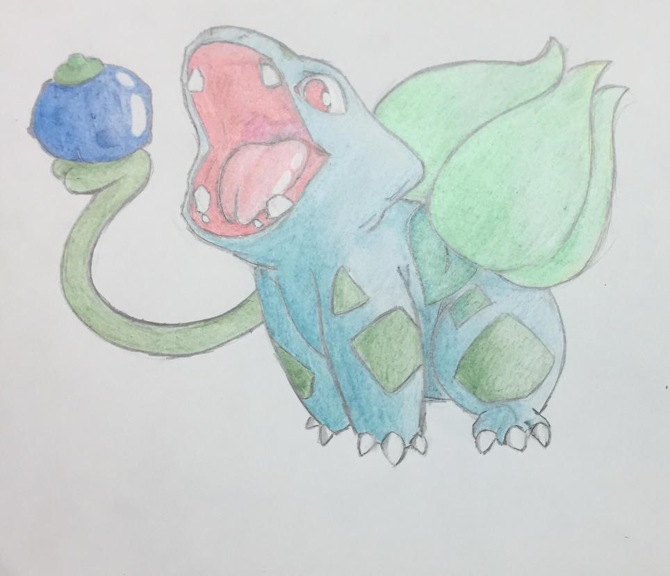 Bulbasaur by aahan1997