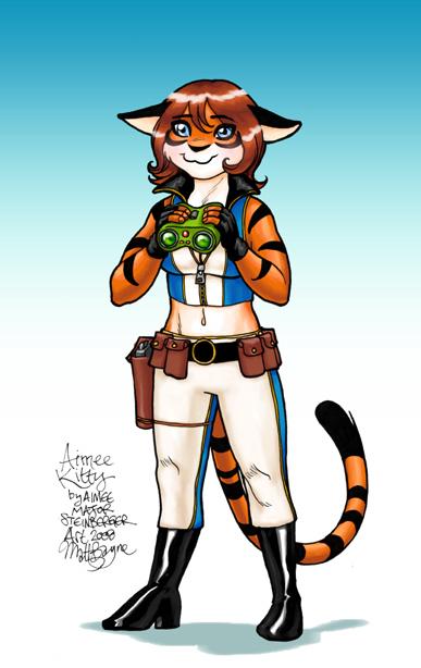 Danger Kitty: Aimeekitty