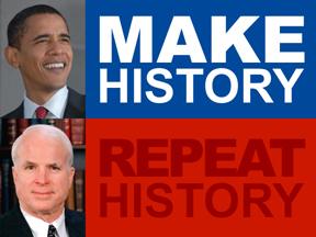 Make History, Repeat History by heymatt