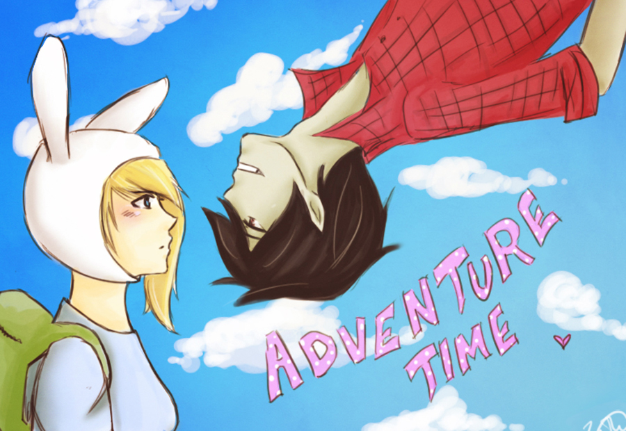 Adventure Time by Twilight--Hope