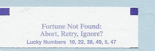 l33t Fortune by ColdFlameZero