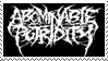 Abominable Putridity by OminousShadows