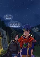 Fire Emblem - Ike and Soren by Niconekoness