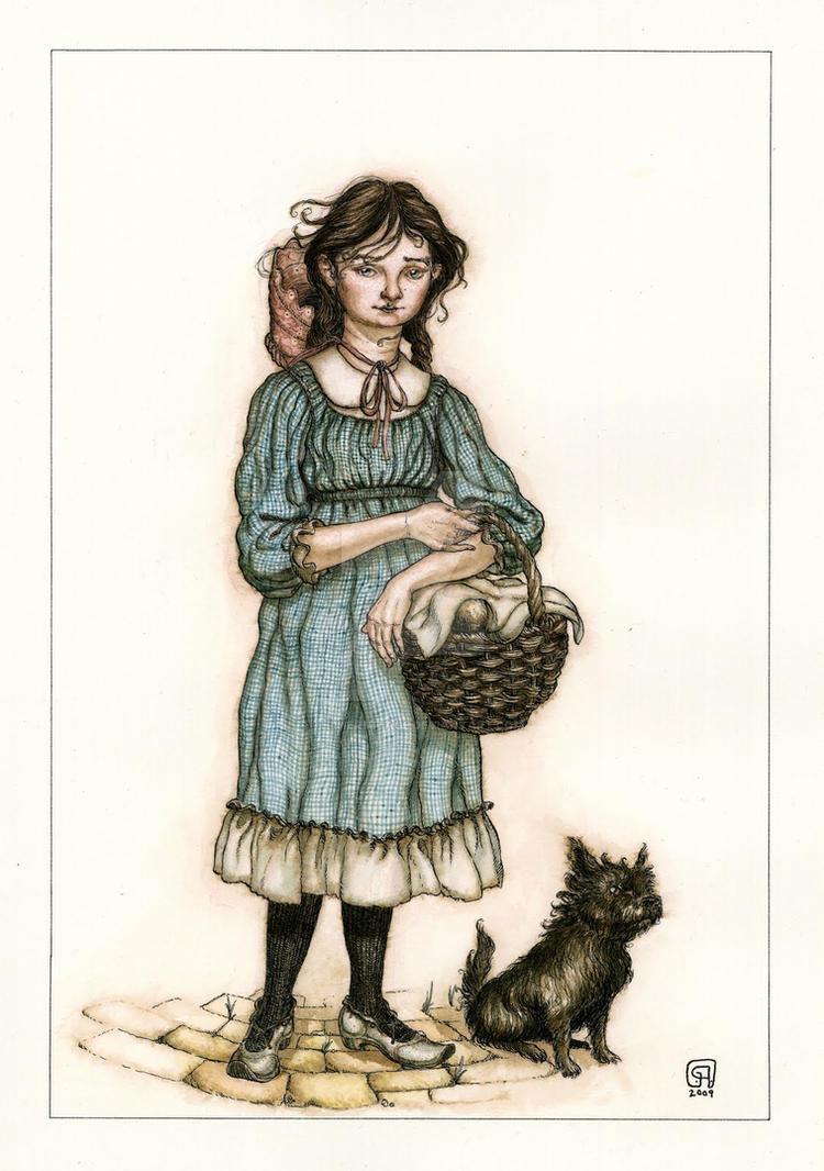 Dorothy Gale by TheHermitage