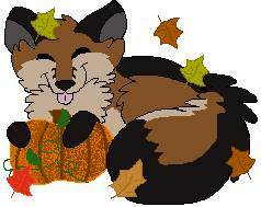 Happy Fall by boxes-of-foxxes