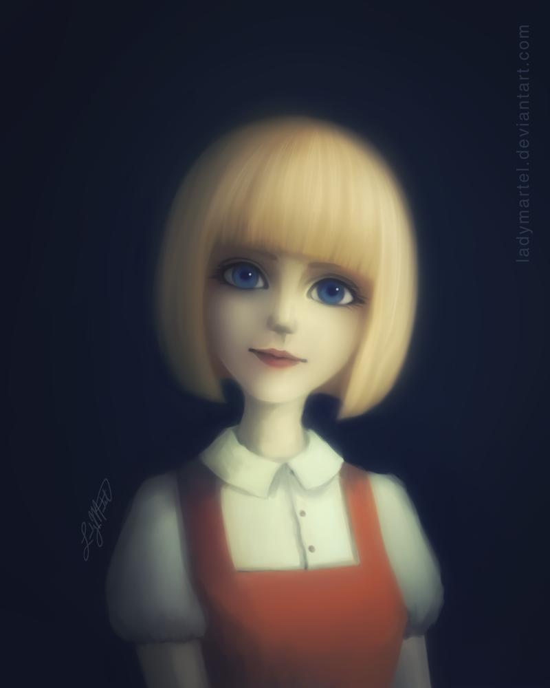 Doll by LadyMartel