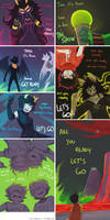 One For the Money music comic p4