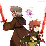 Nerdy Elves