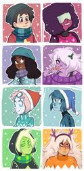 Winter SU icons